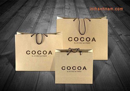 Túi giấy môi trường – Dòng sản phẩm bao bì cao cấp
