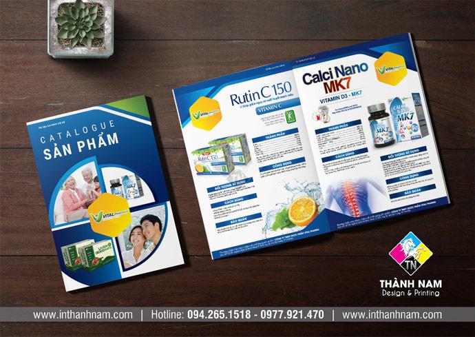 Địa chỉ công ty, xưởng in catalogue uy tín, chất lượng, giá rẻ tại Hà Nội