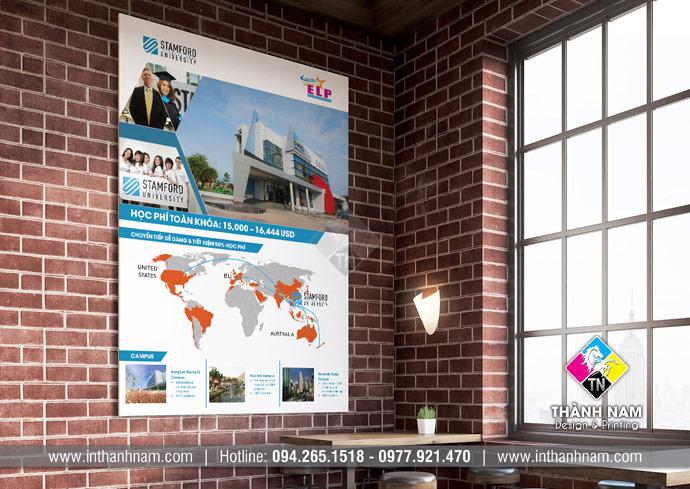 In Poster giá rẻ lấy ngay tại Hà Nội