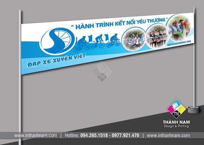 Thiết kế banner, băng rôn quảng cáo