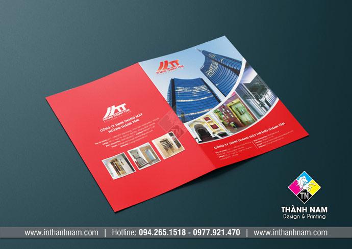 Thiết kế catalogue đẹp giá rẻ tại Hà Nội